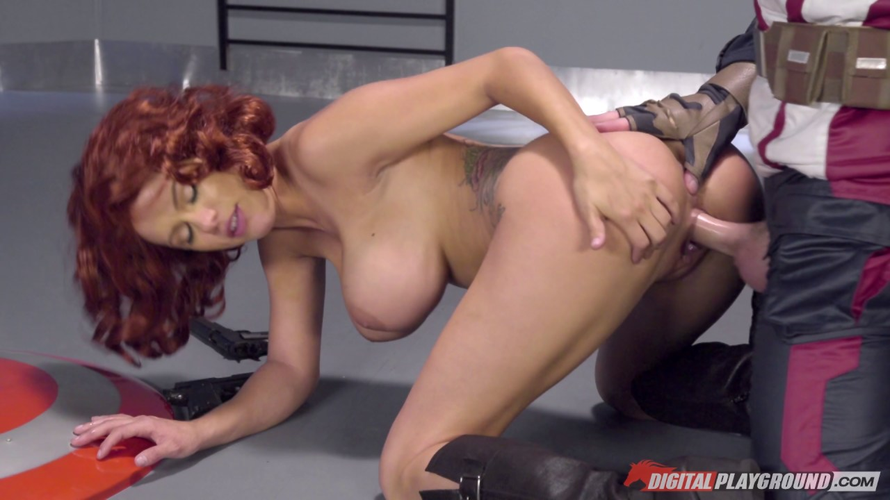 Extremely hot and busty widow cathy heaven can't wait to taste that cock